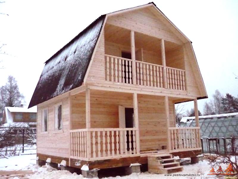 Как утеплить дом снаружи минватой своими руками